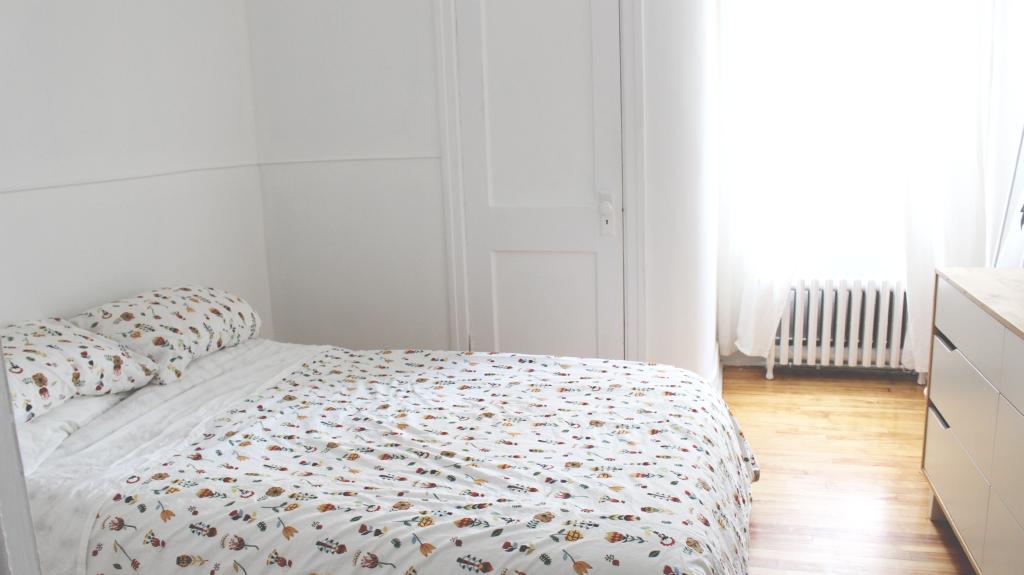 Notre nouvel appartement plus petit inspiration for Appartement minimaliste