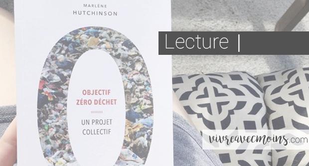 zéro déchet, un projet collectif, lecture