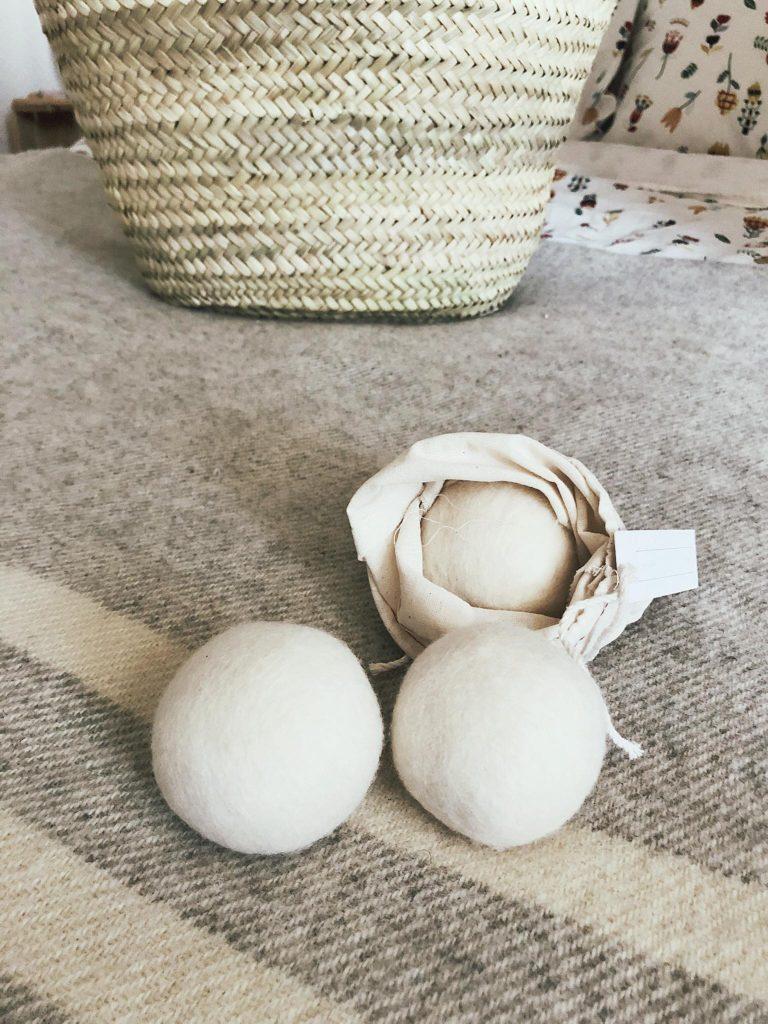 ecologic dryer balls vivre avec moins