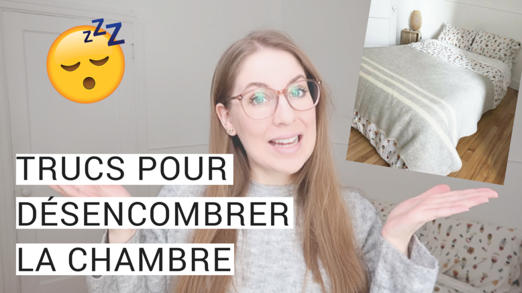 declutter bedroom video youtube chambre à coucher minimaliste