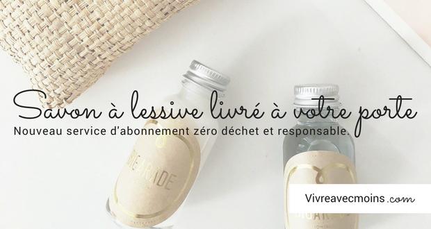 bigarade montréal, savon à lessive zéro déchet, écoresponsable