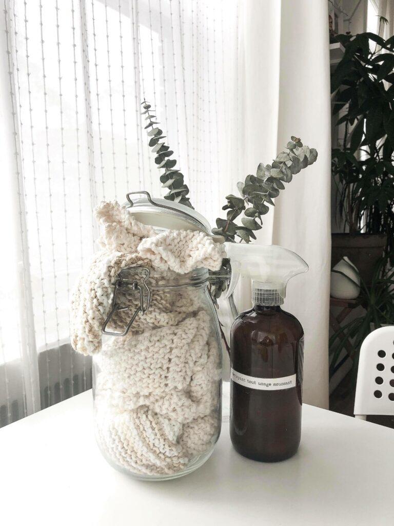torchons de cuisine tricoter soi m me et recette de. Black Bedroom Furniture Sets. Home Design Ideas